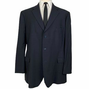 Brooks Brothers 346 Stretch Sport Coat 50L Navy